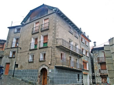 TURISMO VERDE HUESCA. Casa Ignacio de Plan